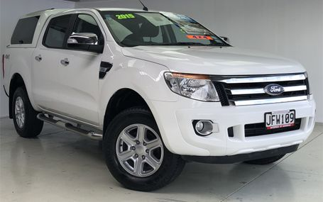 2015 Ford Ranger TD XLT 4WD DC W/SA 3.2D Test Drive Form