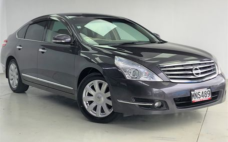 2010 Nissan Teana `` 250 XV SEDAN `` Test Drive Form