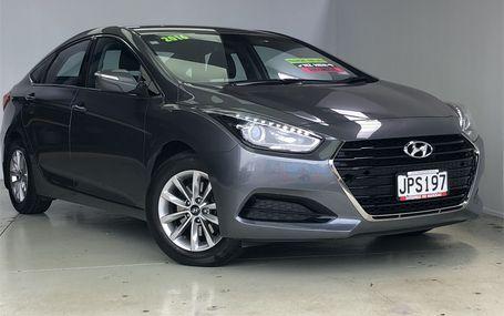 2016 Hyundai i40 2.0P/6AT/SL/4DR/5S Test Drive Form