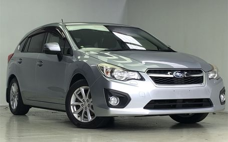 2012 Subaru Impreza `` AWD DARK TRIM `` Test Drive Form