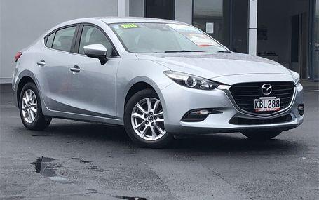 2016 Mazda 3 GLX 2.0P/6AT Test Drive Form
