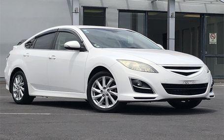 2011 Mazda Atenza HATCH Test Drive Form