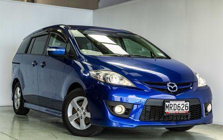 2008 Mazda Premacy `` 7 SEATER `` Test Drive Form