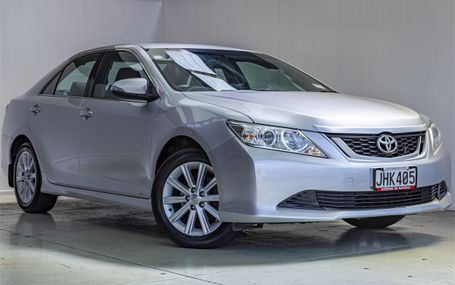 2015 Toyota Aurion AT-X 3.5P SDN 6A Test Drive Form