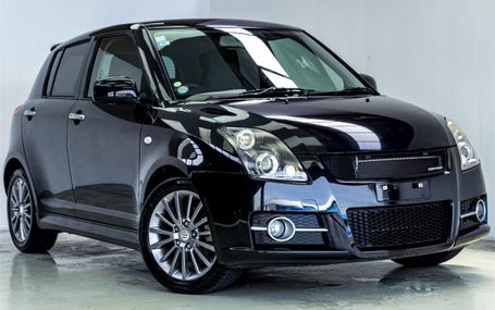 2007 Suzuki Swift `` SPORTS `` Test Drive Form
