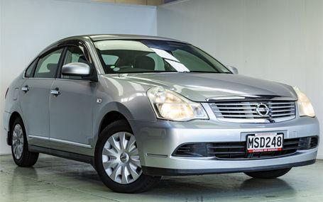 2009 Nissan Bluebird