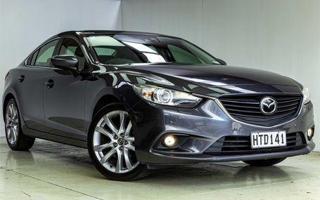 2014 Mazda 6 Ltd Ptr 2.5P/6At/Sl Test Drive Form