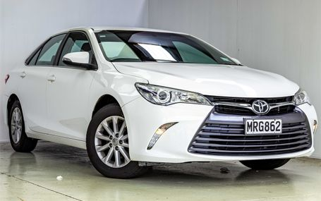 2016 Toyota Camry Gl 2.5P/6At/Sl/4Dr/5 Test Drive Form