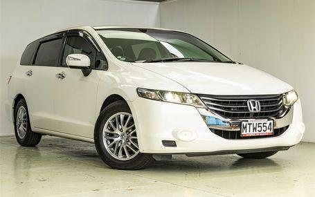 2008 Honda Odyssey **DARK TRIM** Test Drive Form