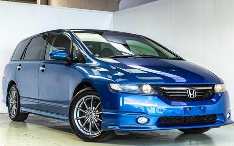 2005 Honda Odyssey `` DARK TRIM `` Test Drive Form