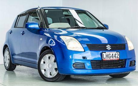 2005 Suzuki Swift