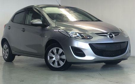 2011 Mazda Demio **DARK TRIM** Test Drive Form