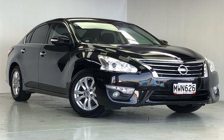 2016 Nissan Teana