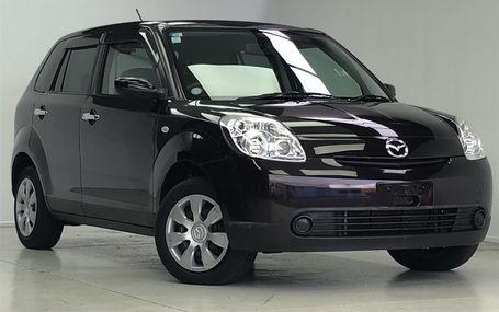 2010 Mazda Verisa