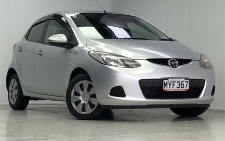 2009 Mazda Demio **DARK TRIM** Test Drive Form