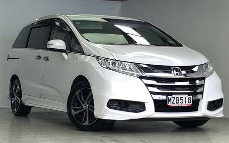 2015 Honda Odyssey **8 SEATER** Test Drive Form