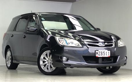 2011 Subaru Exiga