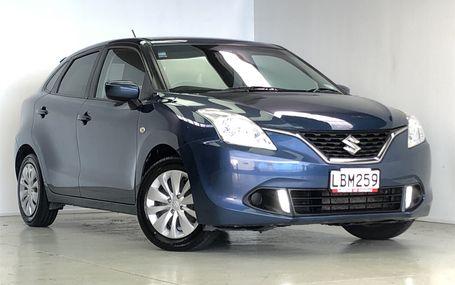 2017 Suzuki Baleno
