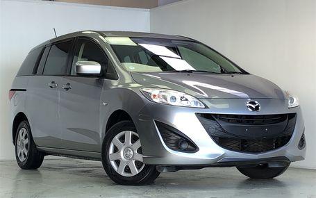 2015 Mazda Premacy **DARK TRIM** Test Drive Form