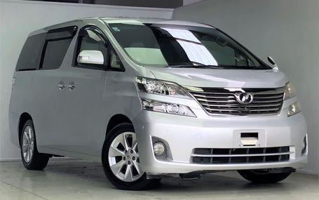 2010 Toyota Vellfire