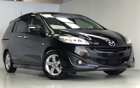 2014 Mazda Premacy **DARK TRIM** Test Drive Form