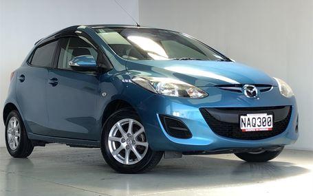 2011 Mazda Demio