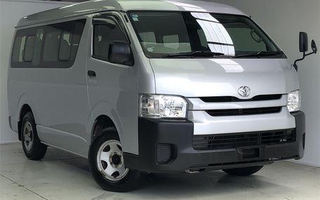 2015 Toyota Hiace