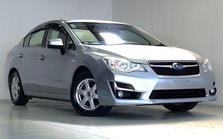 2015 Subaru Impreza AWD Test Drive Form