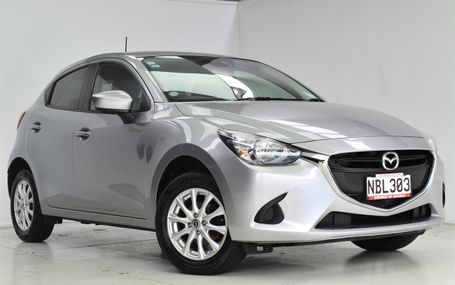 2015 Mazda Demio **DARK TRIM** Test Drive Form
