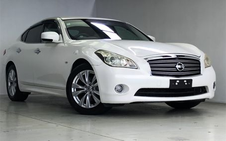 2010 Nissan Fuga