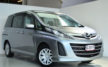2015 Mazda Biante **8=SEATER** Test Drive Form