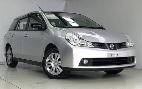 2015 Nissan Wingroad