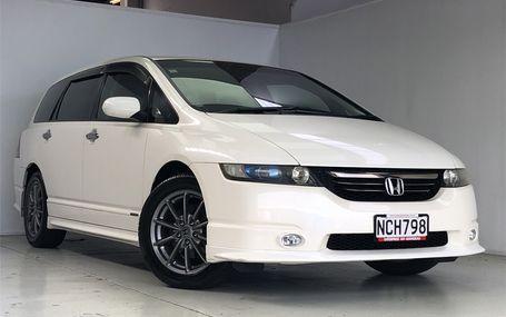 2005 Honda Odyssey ABSOLUTE Test Drive Form