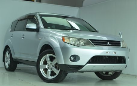 2007 Mitsubishi Outlander **7=SEATER=4WD** Test Drive Form