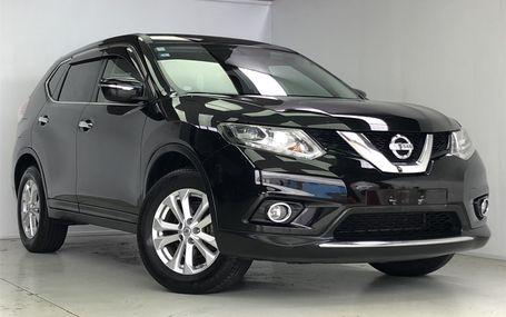 2015 Nissan X-Trail **LEATHER TRIM** Test Drive Form