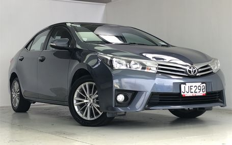 2015 Toyota Corolla GLX 1.8P/CVT/SL/4DR/ Test Drive Form