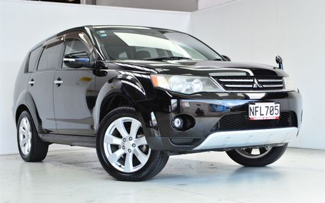 2009 Mitsubishi Outlander `` 7 SEATER 4WD `` Test Drive Form