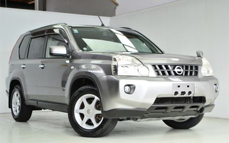 2007 Nissan X-Trail `` 4WD LEATHER TRIM `` Test Drive Form