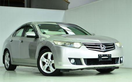 2009 Honda Accord `` DARK TRIM `` Test Drive Form