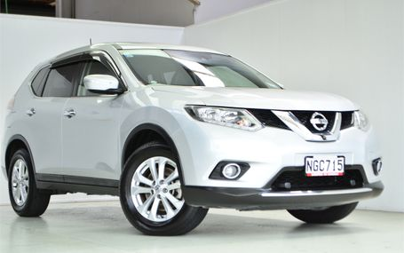 2015 Nissan X-Trail `` 7 SEATER 4WD `` Test Drive Form