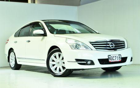 2008 Nissan Teana