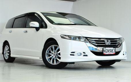 2011 Honda Odyssey `` 7 SEATER `` Test Drive Form
