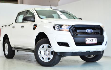 2016 Ford Ranger XL DOUBLE CAB W/S A Test Drive Form