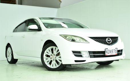 2008 Mazda Atenza `` LOW MILAGE `` Test Drive Form