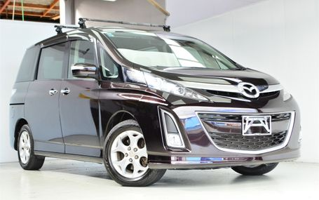 2010 Mazda Biante `` 8 SEATER `` Test Drive Form