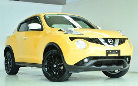 2014 Nissan Juke **DARK TRIM** Test Drive Form