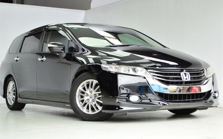 2009 Honda Odyssey **DARK TRIM** Test Drive Form