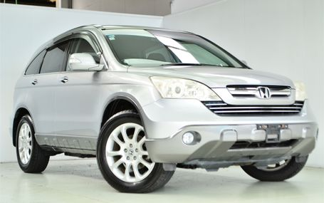2006 HONDA CR-V `` DARK TRIM `` Test Drive Form