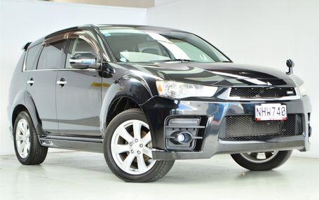 2010 Mitsubishi Outlander `` 7 SEATER `` Test Drive Form