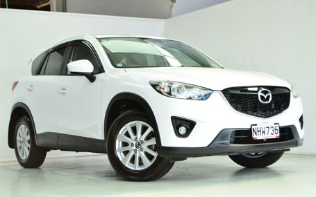 2012 Mazda CX-5 `` DARK TRIM `` Test Drive Form